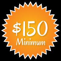 price-150min