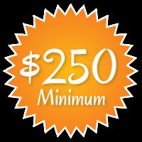 price-250min